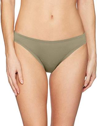 Vince Camuto Women's Classic Solid Hipster Bikini Bottom Swimsuit