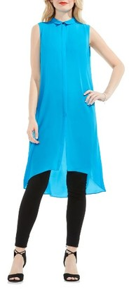 Women's Vince Camuto Long High/low Tunic $89 thestylecure.com