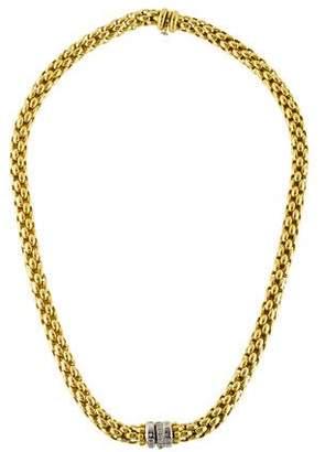 Fope Diamond Flex It Solo Necklace