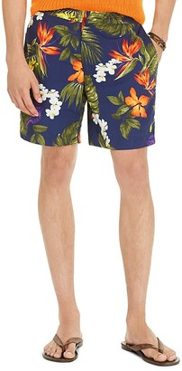 Polo Ralph Lauren Monaco Swim Trunks $125 thestylecure.com