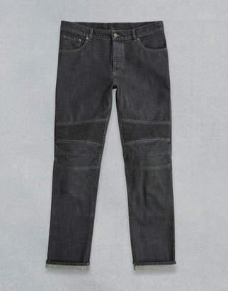 Belstaff Villiers Denim Trousers Black UK 46 /