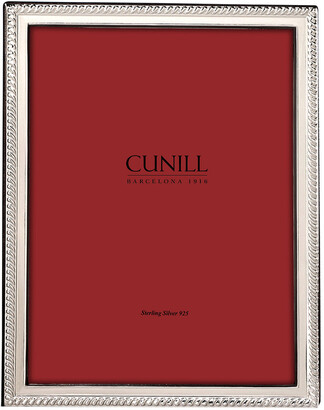 Cunill Sterling Silver Slim Cord Frame