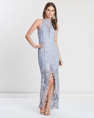 Celestina Halter Maxi Dress