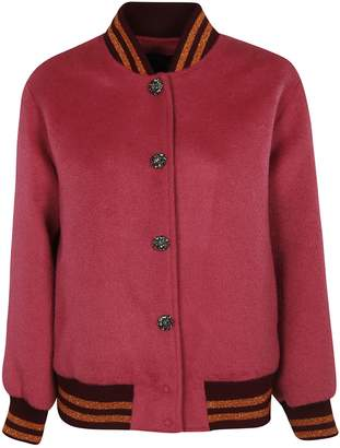 Tara Jarmon Varsity Jacket