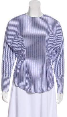 Camilla And Marc Striped Long Sleeve Top