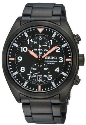 Seiko (セイコー) - [セイコー]SEIKO 腕時計 CHRONOGRAPH クロノグラフ SNN237P1 メンズ [逆輸入]