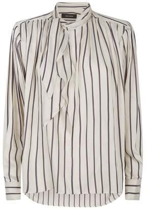 7d2da8da0c339d Isabel Marant Ogi Stripe Blouse