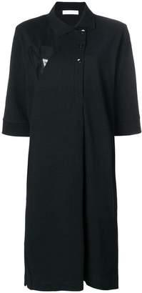 Peter Jensen piqué shirt dress