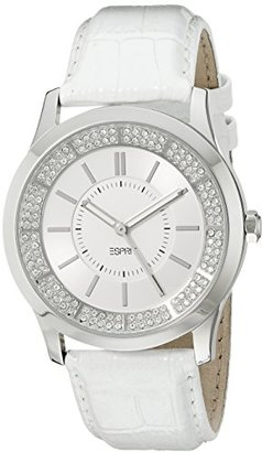 ESPRIT Women's ES103812001 Circuit Glam Analogue Watch $115 thestylecure.com