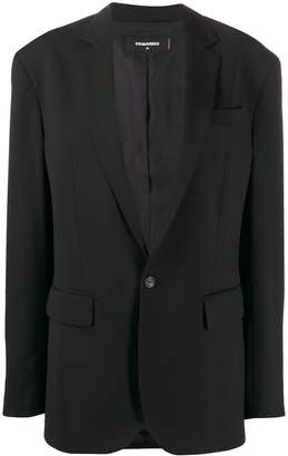 DSQUARED2 oversized blazer