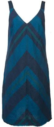 Trina Turk printed flared dress