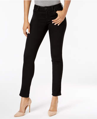 KUT from the Kloth Petite Diana Curvy Skinny Ankle Jeans