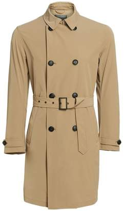 Emporio Armani Belted Trench