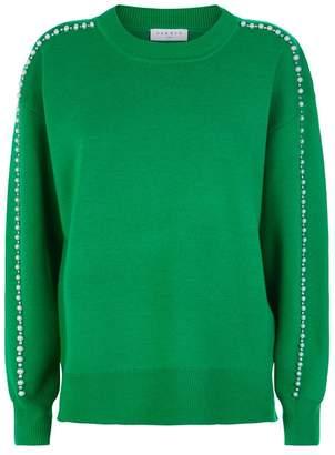 Sandro Embellished Sweater