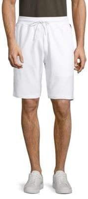 Antony Morato Logo Tape Stretch Cotton Shorts