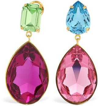 Shourouk Dynasty Pink Earrings