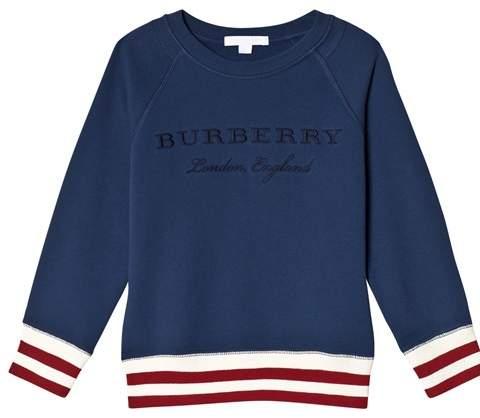 Canvas Blue Branded Stanley Sweatshirt
