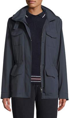 Loro Piana Traveler Windmate® Stretch Storm System® Jacket