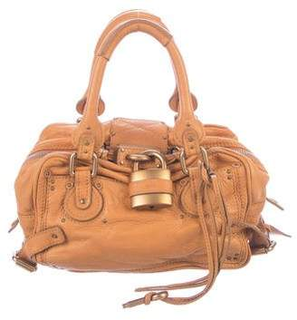 Chloé Paddington Leather Bag