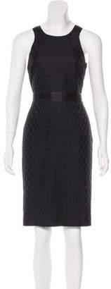 Versace Silk-Blend Dress