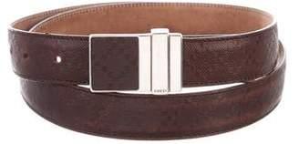 Gucci Diamante Leather Belt