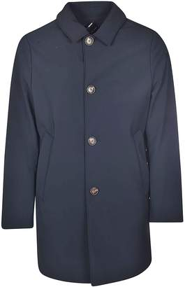 Rrd Roberto Ricci Design Rrd Button-up Raincoat