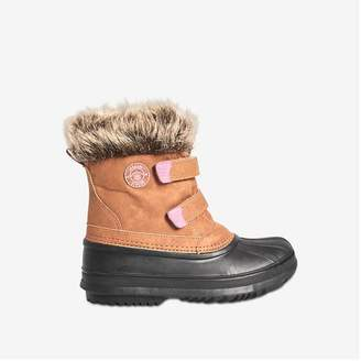 Joe Fresh Toddler Girls' Snow Boots, Tan (Size 6)