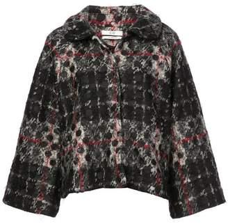 Co check printed coat