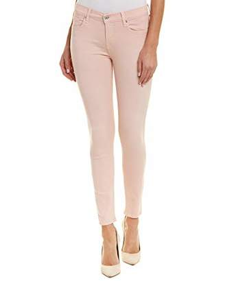 7 For All Mankind Women's Ankle Skinny Sandwashed Twill Jean