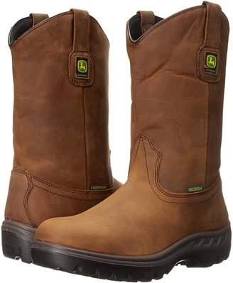 John Deere WCT Waterproof 11 Pull-On ST Men's Work Boots