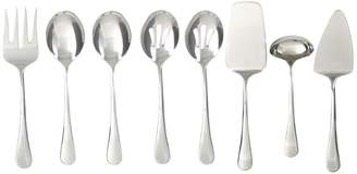 Cambridge Silversmiths Opulence Mirror 8 Piece Serving Set