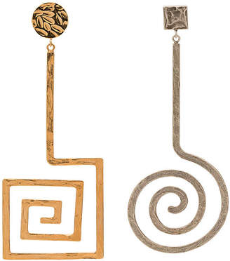 La Spirale Earrings
