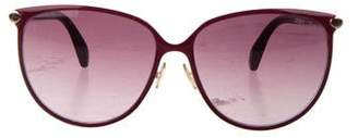Jimmy Choo Gradient Oversize Sunglasses
