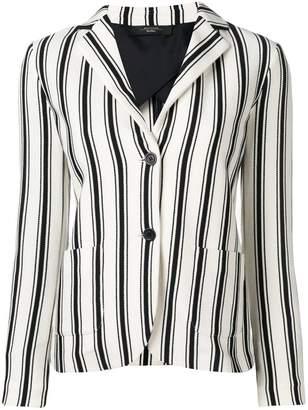 Max Mara Perak striped blazer