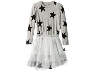 Nununu Star Tulle Dress (Infant/Toddler/Little Kids)