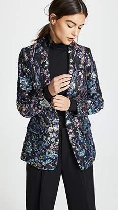 Self-Portrait Self Portrait Sequin Embellished Jacket