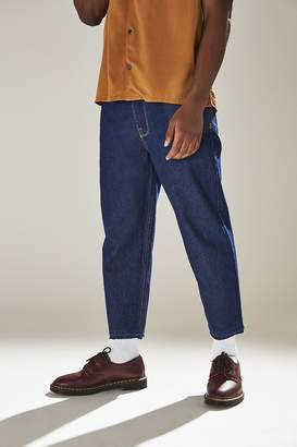 BDG Indigo Straight Cropped Jean