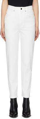 Sonia Rykiel 'Lily of the Valley' embroidered jeans