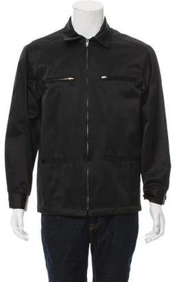 Barneys New York Barney's New York Lightweight Zip-Front Jacket