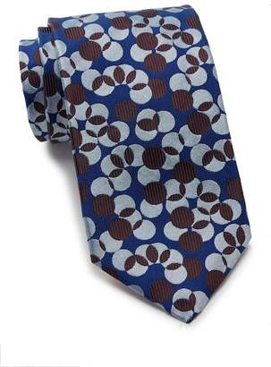 Thomas Pink Lely Spot Silk Tie