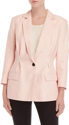 Joie Lian One-Button Blazer