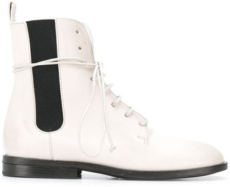 Marsèll lace-up chelsea boots
