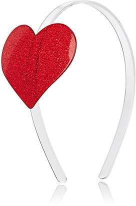 Lilies & Roses NY Glitter Heart Headband