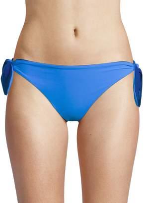 Kate Spade Grove Beach Reversible Tie Bikini Bottoms