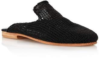 ST. AGNI Women's Desi Knit Mules