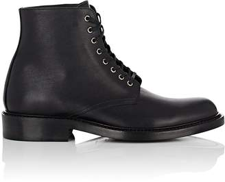 Saint Laurent Women's Army Leather Ankle Boots