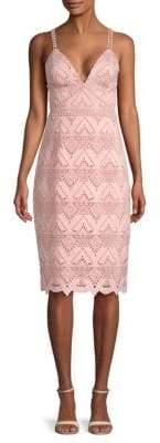 Style Stalker Elora Strappy Midi Dress