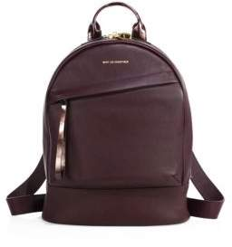 WANT Les Essentiels Mini Piper Leather Backpack