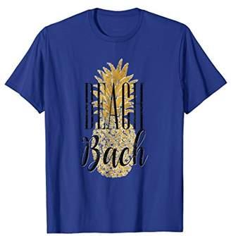 Beach Bridesmaid Shirt Pineapple Bachelorette Distressed