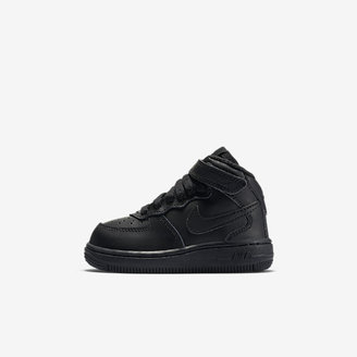Nike Air Force 1 Mid Infant/Toddler Shoe (2c-10c) $48 thestylecure.com